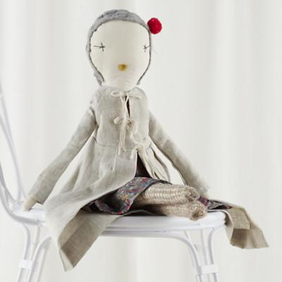 "22"" Jess Brown Doll Dottie"