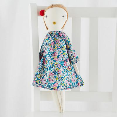 Jess Brown Pixie Doll Bluebell