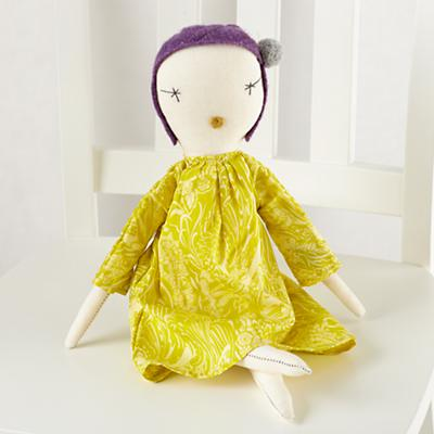 Jess Brown Pixie Doll Cataline