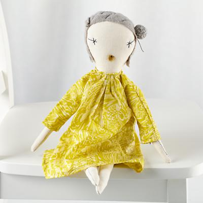 Jess Brown Pixie Doll Doris