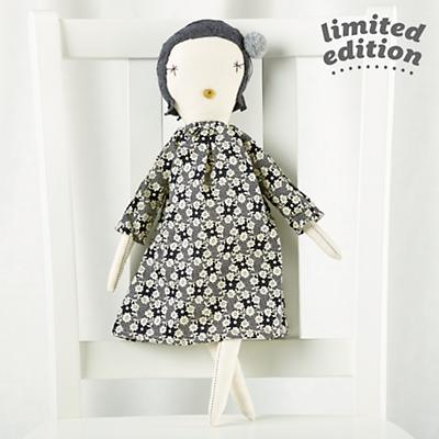 Jess Brown Pixie Doll Gertrude