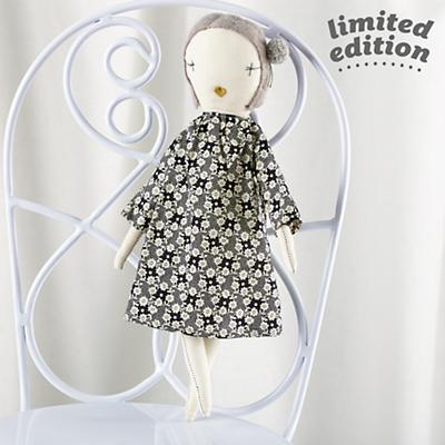 Jess Brown Pixie Doll Lois