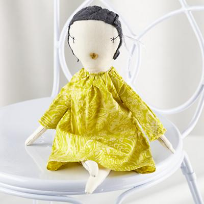 Jess Brown Pixie Doll Luna
