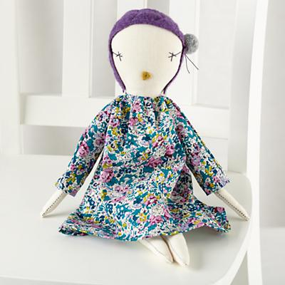 Jess Brown Trixi Pixie Doll