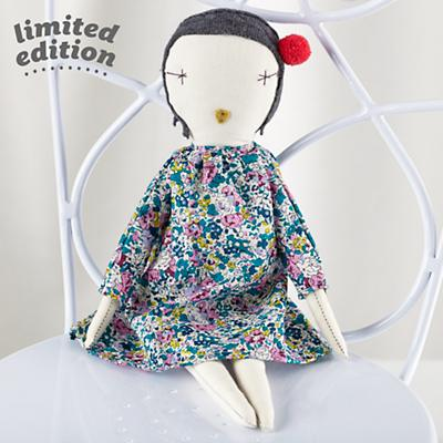 Jess Brown Pixie Doll Ursula