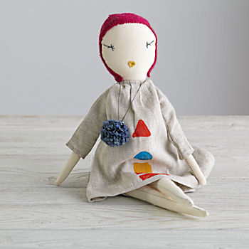Delilah Pixie Doll by Jess Brown