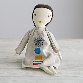 Isadora Pixie Doll by Jess Brown