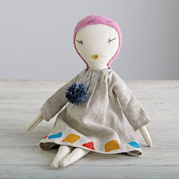 Jojo Pixie Doll by Jess Brown