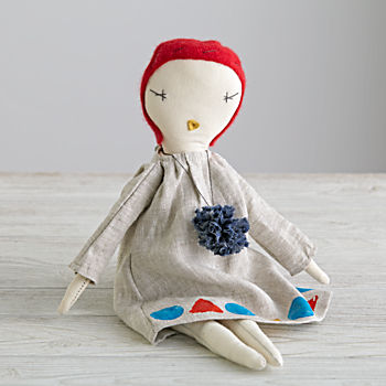 Junie Pixie Doll by Jess Brown