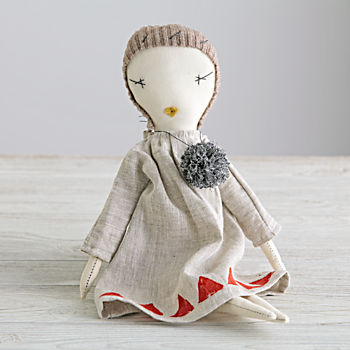 Scout Pixie Doll by Jess Brown
