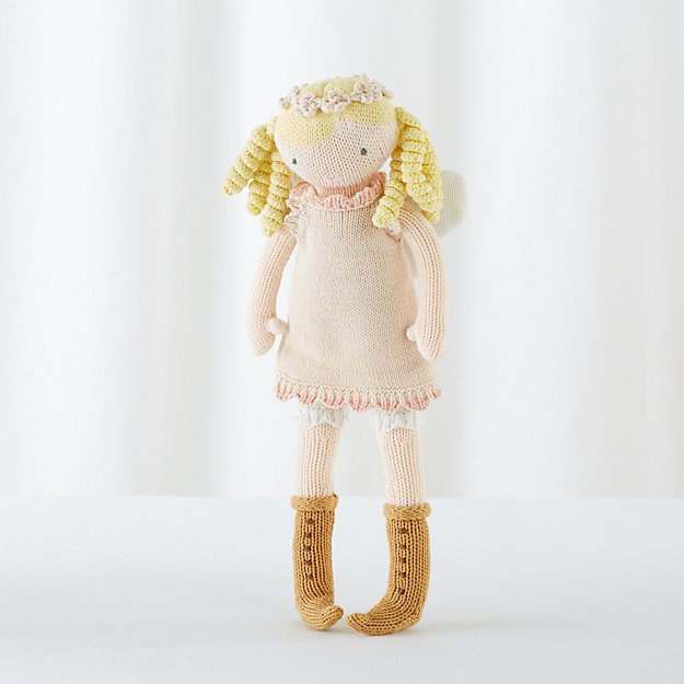 "The 14"" Knit Crowd Fairy (Sarah)"