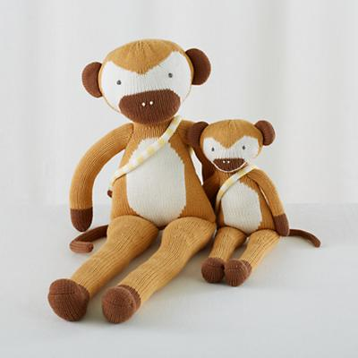 Doll_Knit_Crowd_Monkey_Group