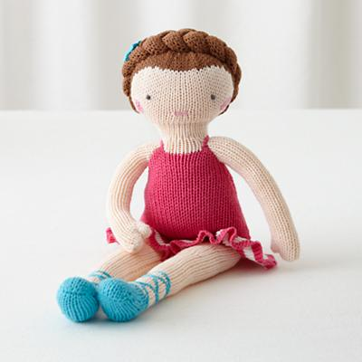 "The 14"" Knit Crowd Doll (Kelly)"