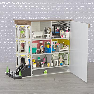 Dollhouse_Brownstone_Deluxe_Set