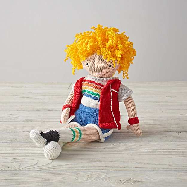 Knit Crowd Sporty Meg Doll