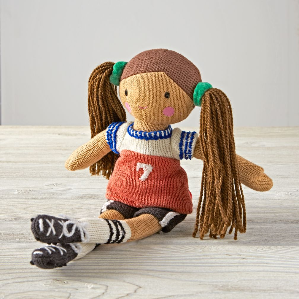 Knit Crowd Sporty Mia Doll