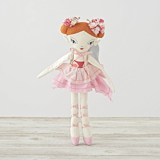 Pink Magic Fairy Doll