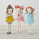 Magic Fairy Dolls (Set of 3)