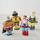 Ringside Pals (Set of 4)