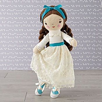 Wee Wonderfuls Clara Doll