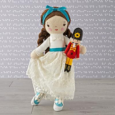 Dolls_Wee_Wonderful_Clara_Nutcracker_Group
