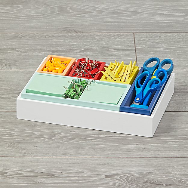 Multicolor Drawer Organizer