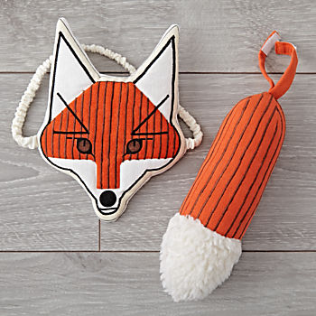 Charley Harper Fox Dress-Up
