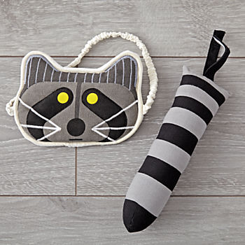 Charley Harper Raccoon Dress-Up