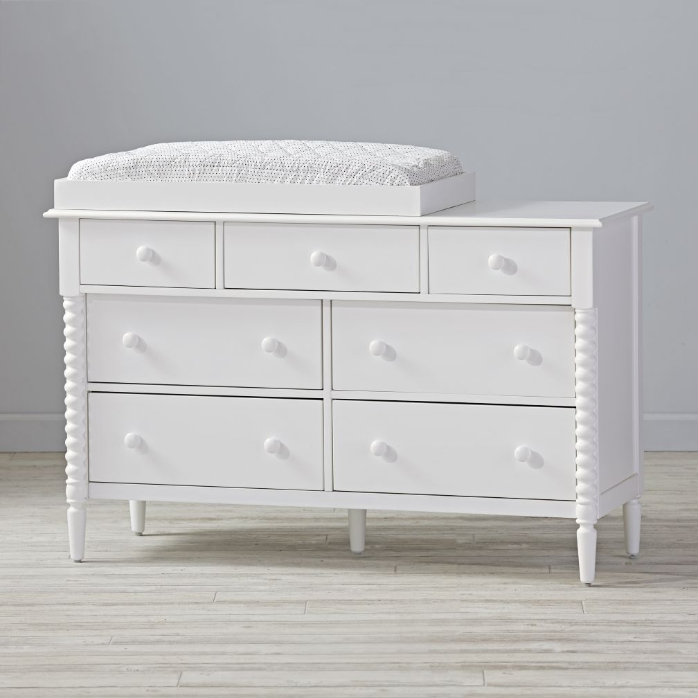 Jenny Lind Wide Changing Table