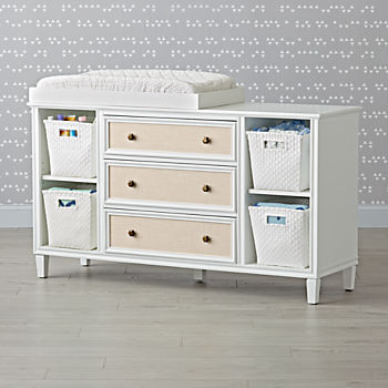 Harmony Wide Changing Table