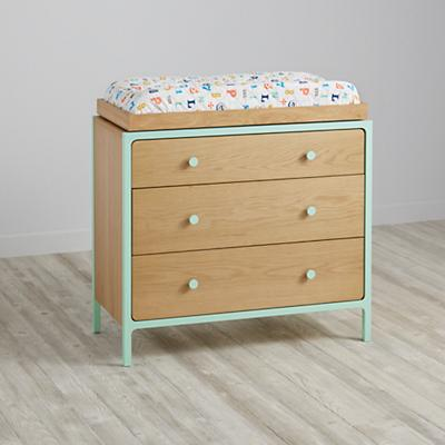 Larkin 3-Drawer Changing Table (Mint)