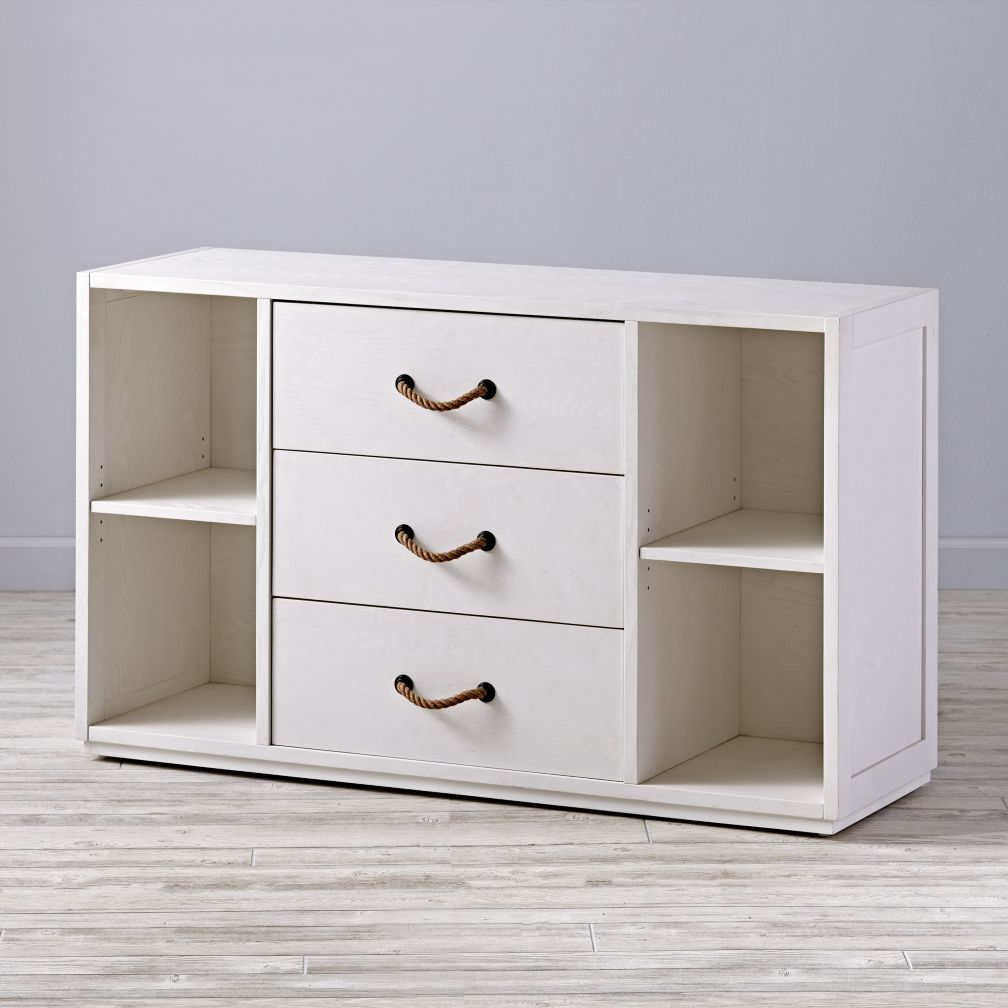 New Bookcase Toy Box White Finish Bedroom Playroom Child: Wide Changing Table