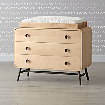 Urchin 3-Drawer Changing Table by Steuart Padwick