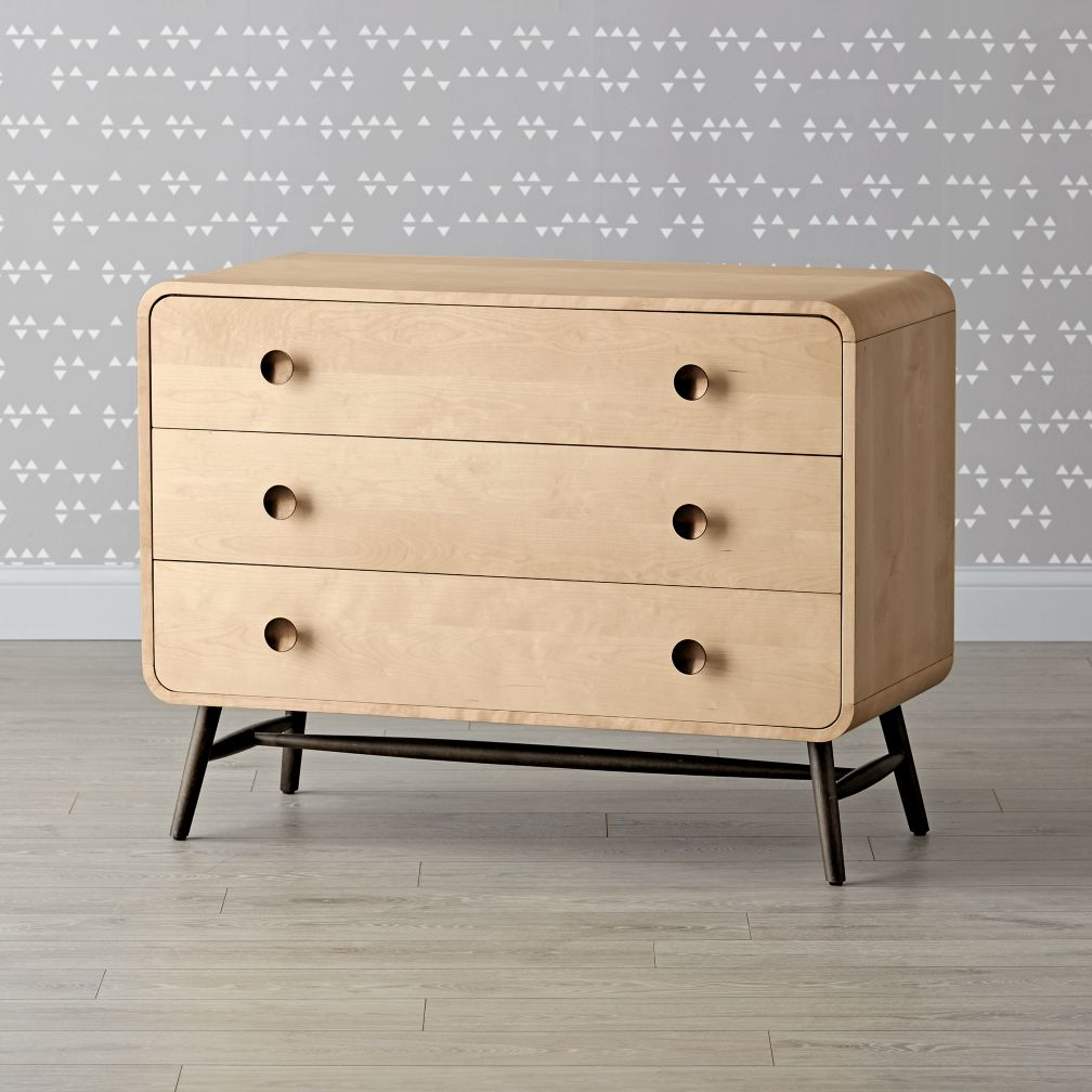 Urchin 3-Drawer Dresser by Steuart Padwick