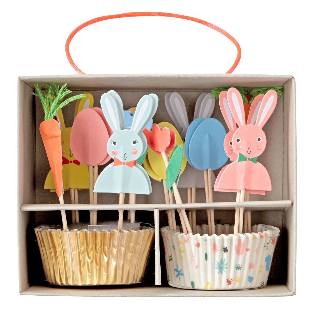 Easter Cupcake Kit (Set of 24)