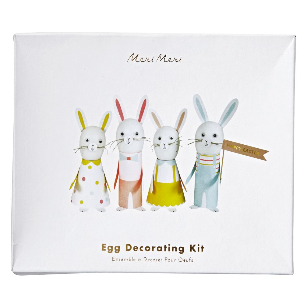 Easter Egg Decorating Kit (Set of 6)