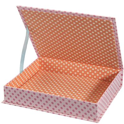 Pink Dot Storage Box