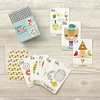 Easy ABC Flash Cards