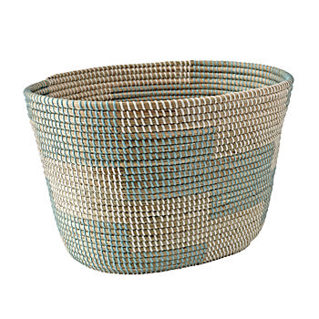 Merchant Aqua Floor Basket