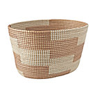 Merchant Rose Gold Floor Basket