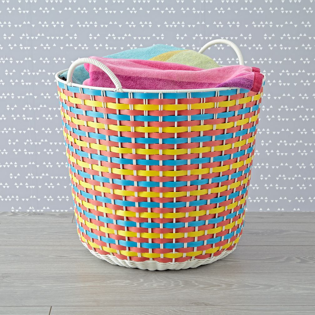 Indoor/Outdoor Storage Basket