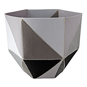 Grey Quartz Floor Bin