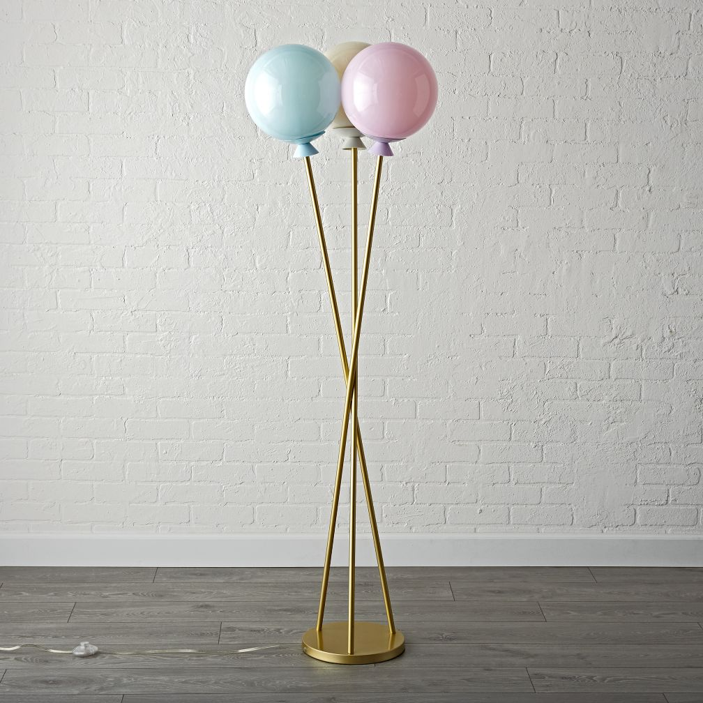 Balloon Floor Lamp The Land of Nod