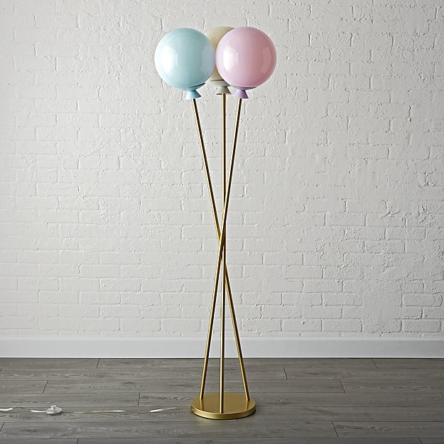 Balloon Floor Lamp