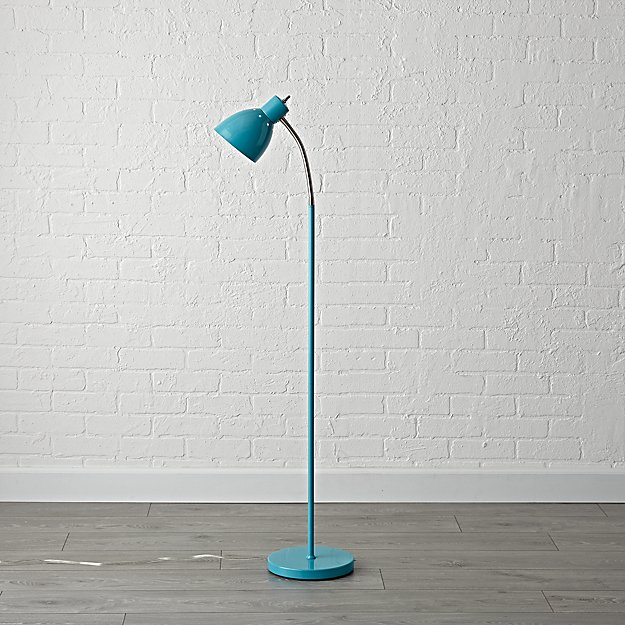 bright floor lamps for bedroom idea teal lamp living room reading