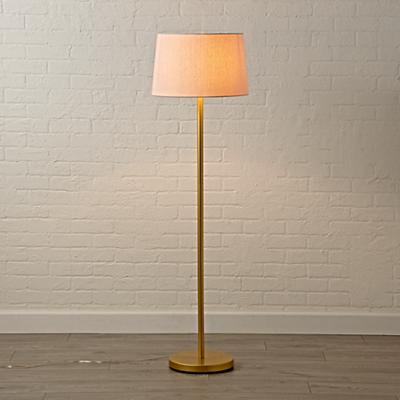 Floor_Lamp_Mix_Match_Base_Gold_Shade_Light_Pink_ON