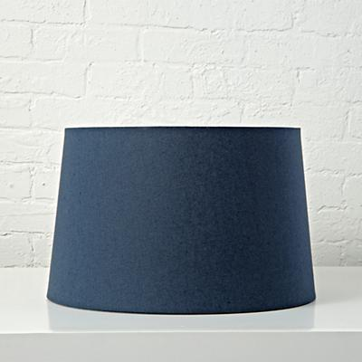 Mix and Match Dark Blue Floor Lamp Shade