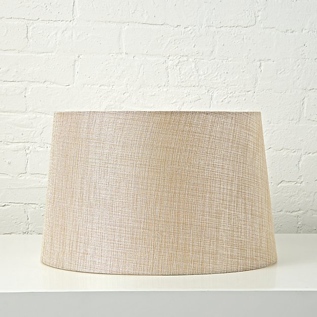 Mix and Match Gold Textured Floor Shade