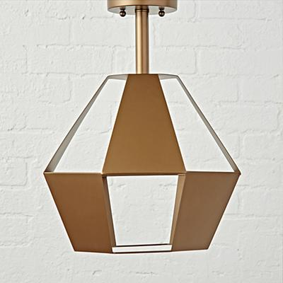 Flush_Mount_Ceiling_Light_Metal_OFF