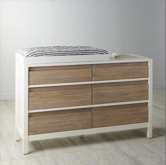 Anderson 6 drawer Changing Table Whitewash